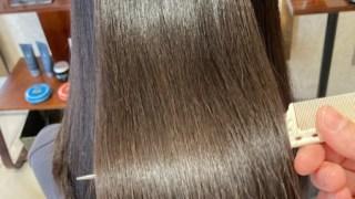 髪質改善酸性ストレート