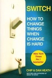 Switch: How to change things when change is hard. Books recommended by DOvelopers