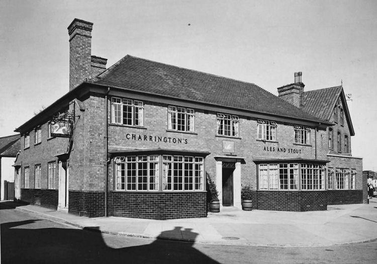 Swan Hotel 1952