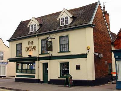 Dove Street Inn, Ipswich