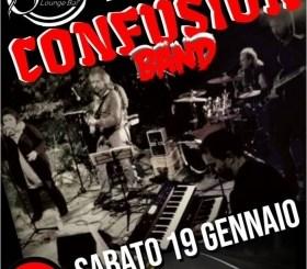 confusion band concerto live al cles caffe