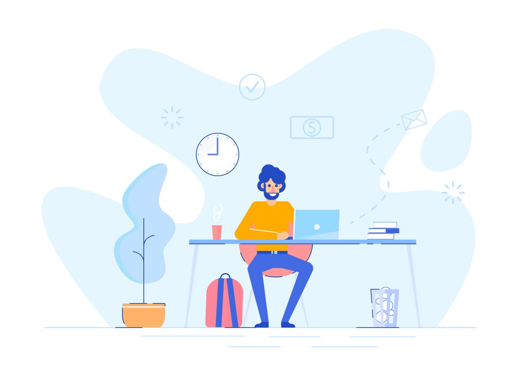 How to Be Comfortable Working From Home for the First Time