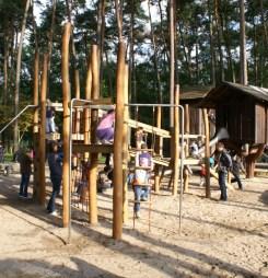 OCT23 Spielplatzbesuch Wildpark Höllohe