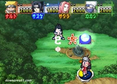 Naruto PS1 ISO Download Game PS1 PSP Roms Isos Downarea51