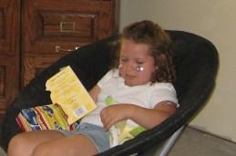 Hannah, August 2006