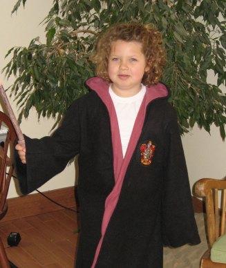 Hannah, August 2007
