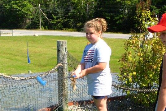 Hannah, August 2008