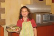 Hannah, August 2009
