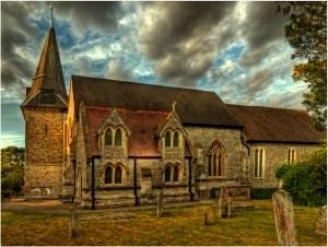 Titchfield Church