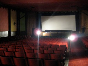 The Interior of the Avenue Theatre in 2007, photo by George Manzanilla