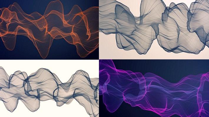 Generate Amazing Smoky Backgrounds