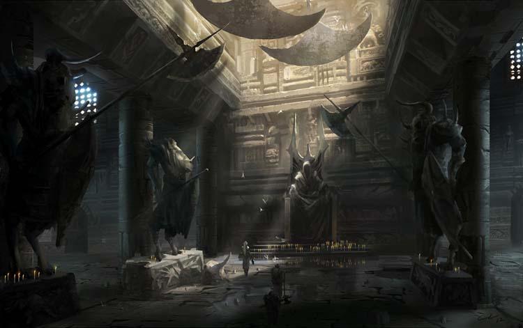 Epic Sci Fi Concept Art Inspiration
