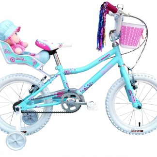"tiger cycles rosie 12"" girls bike"