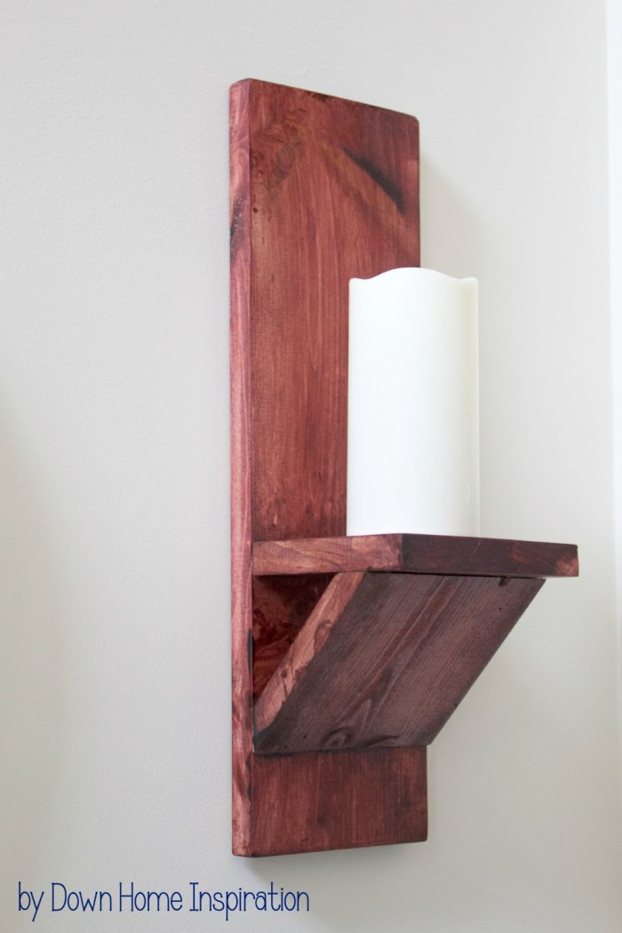 compressed sconces the light weathered shade hartsville no wo feiss oak b home lighting n depot sconce dark zinc wood
