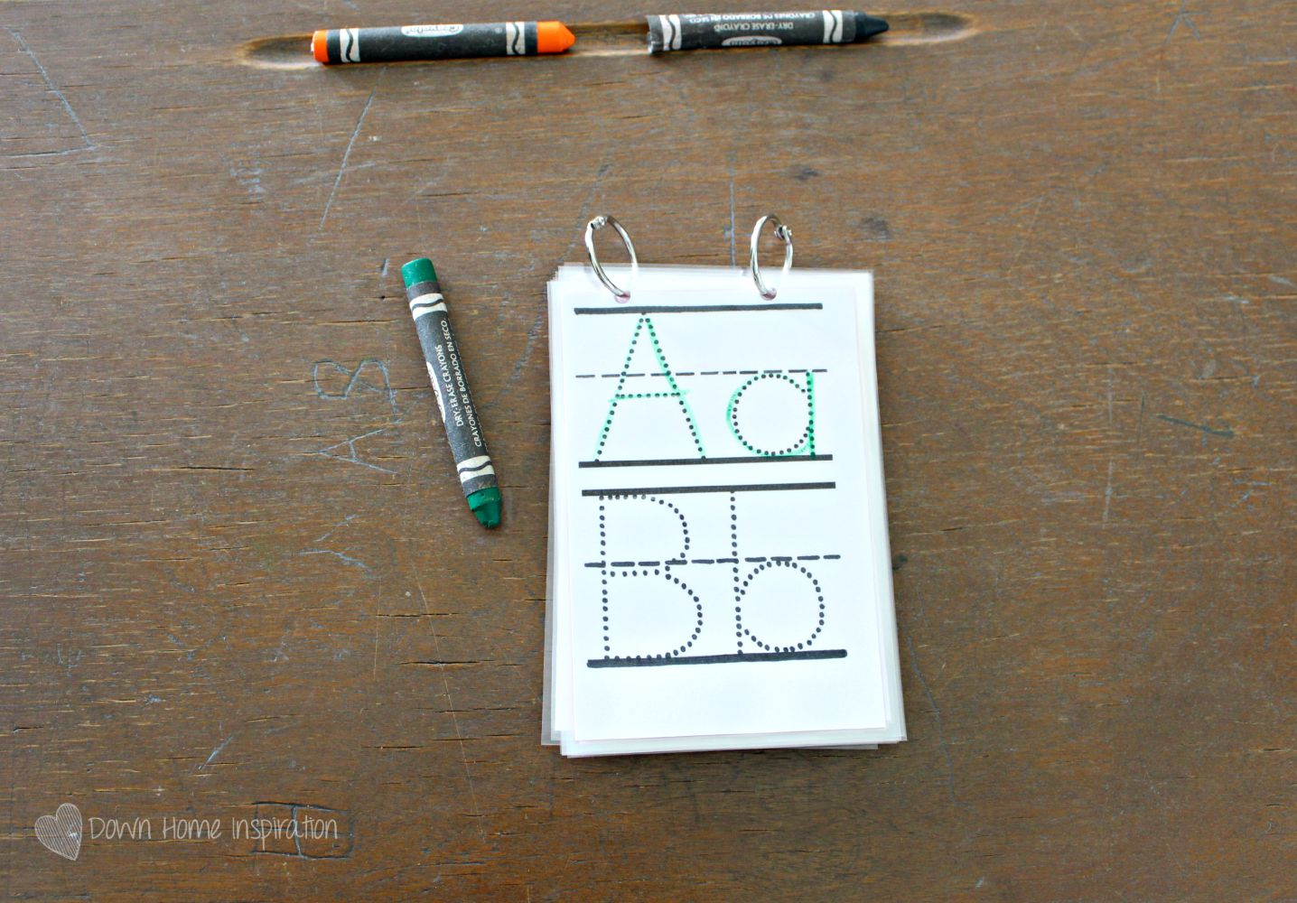 Make Diy Dry Erase Flash Cards With Free Printables