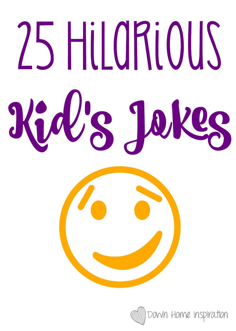 jokes hilarious kid funny down joke toddler silly inspiration cute children humor conversation starters riddles downhomeinspiration fun think christmas