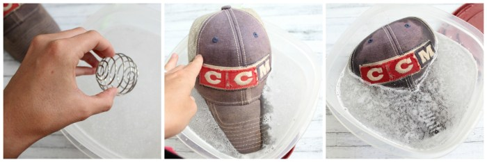 d0c06504b6d How to Wash Hats and Keep the Shape - Down Home Inspiration