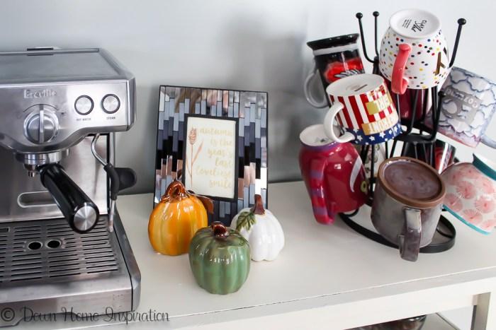 Repurposed Coffee Bar Down Home Inspiration