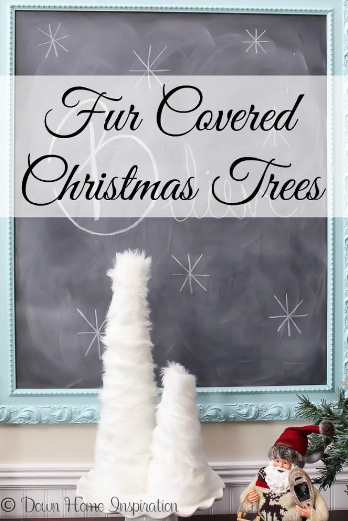 fur-covered-Christmas-trees