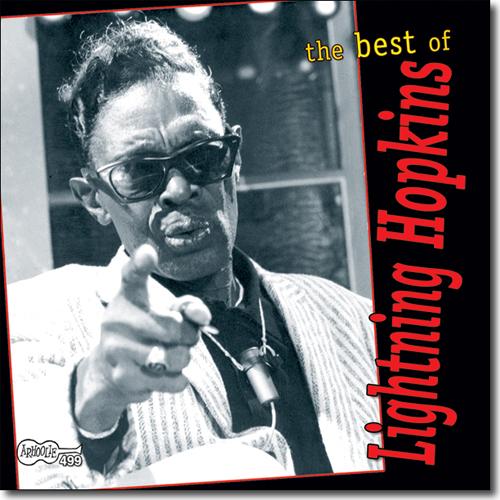 Lightning Hopkins – The Best Of Lightning Hopkins CD 499 ...
