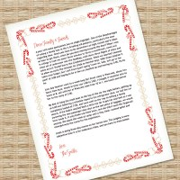 Christmas letter templates microsoft word merry christmas and like snowflakes my christmas spiritdancerdesigns Choice Image