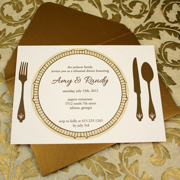 Dinner Party Invitations Templates – Dinner Party Invitation Sample