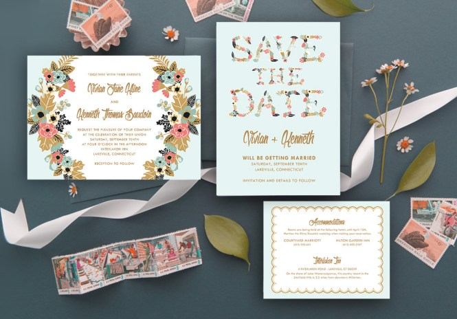 Make Your Own Invitations With Print