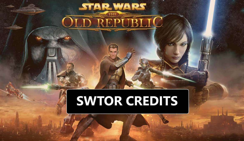 cheap swtor credits