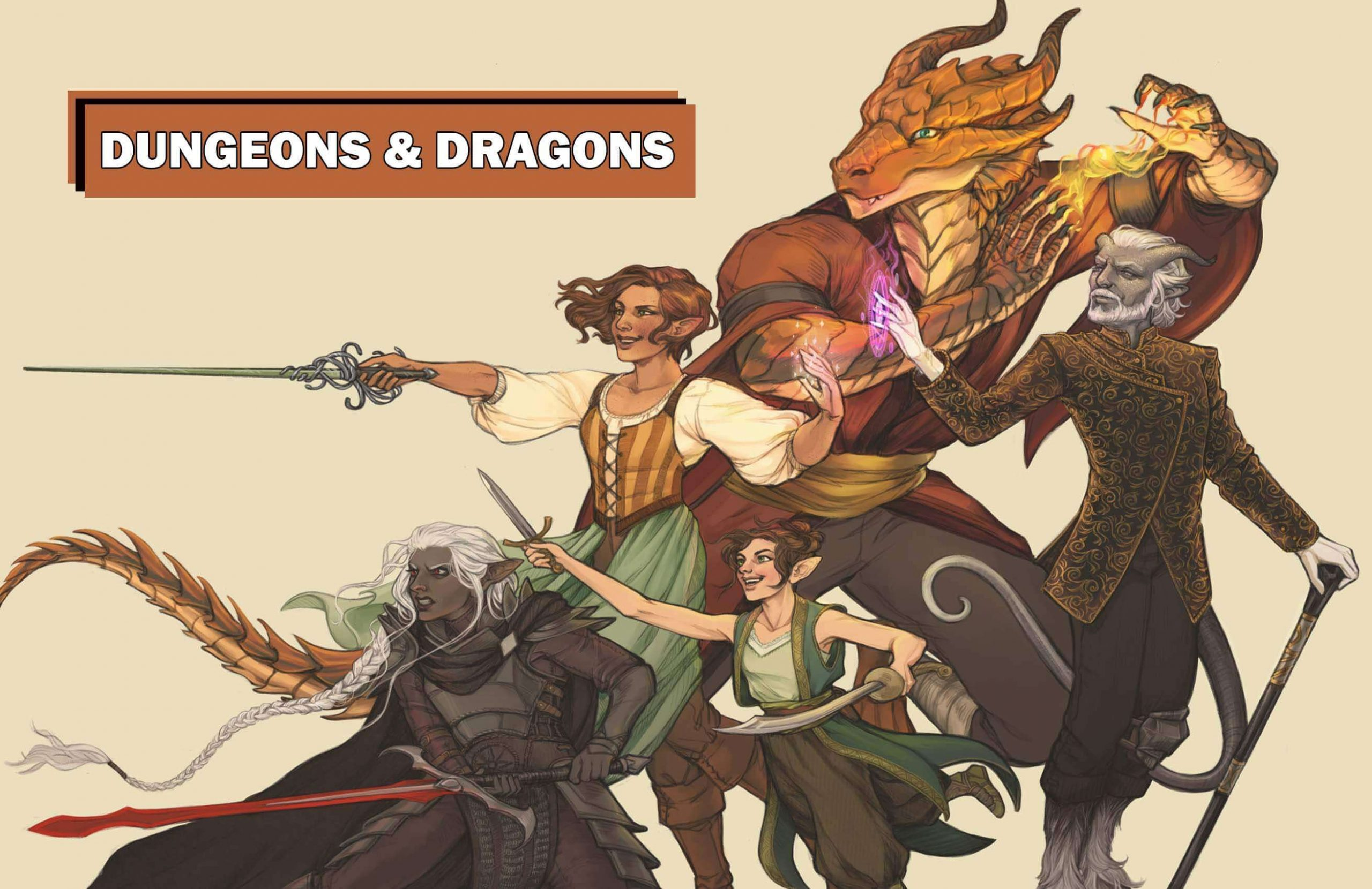 An overview of the Dungeons & Dragons 5e Backgrounds