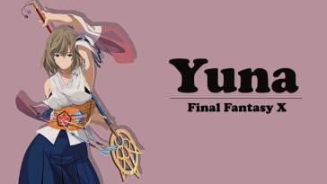 Yuna - Final Fantasy X