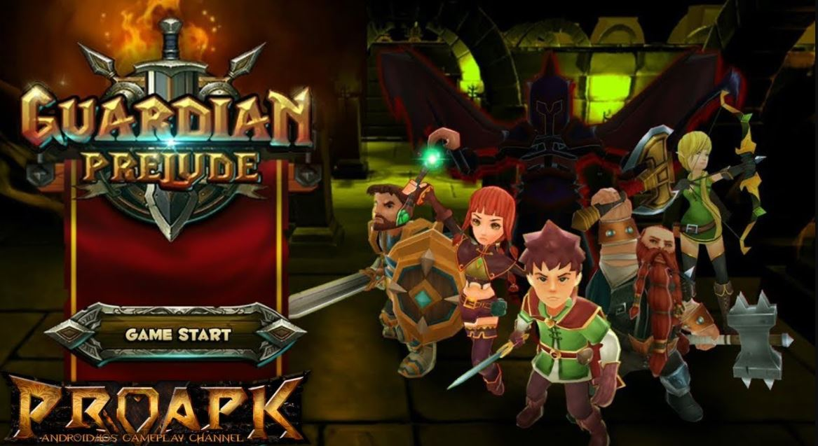 Experience The Best MMORPG Game On Play Store