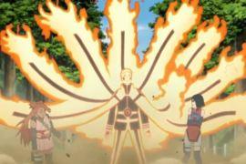 Naruto Nine Tails - Kurama