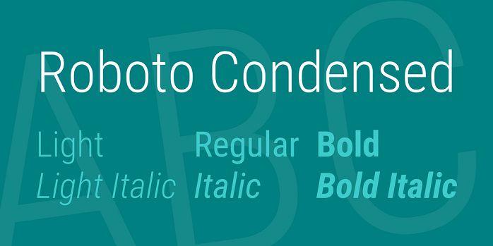 roboto-condensed