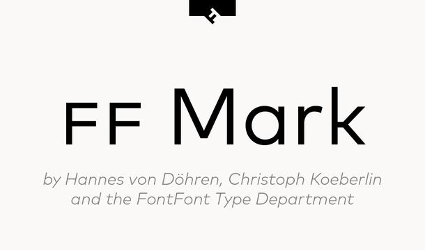 FF Mark Font Free