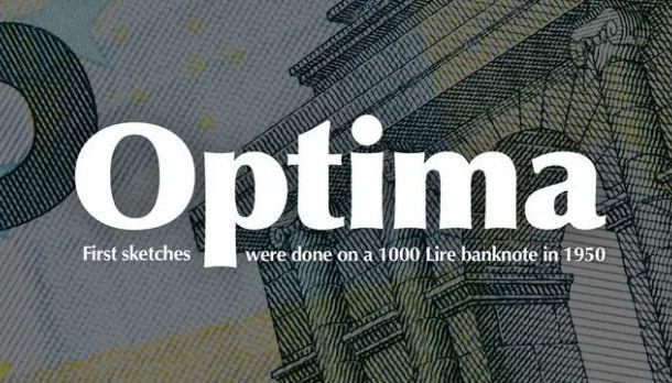 Optima Font Free