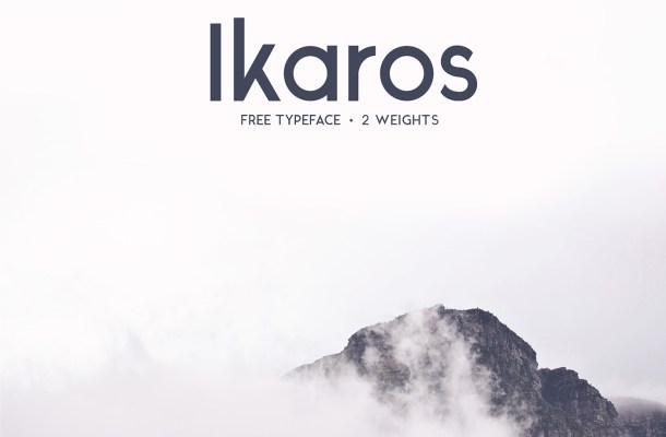 Ikaros Font Family