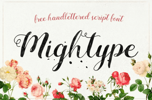 mightype-script-font