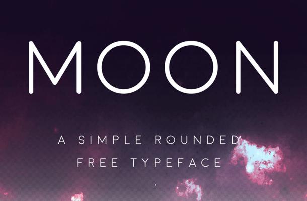 Moon Font Family
