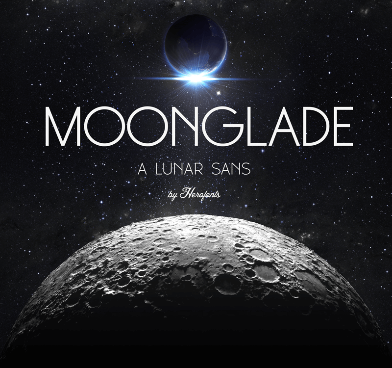 Moonglade Font Free Download Fonts