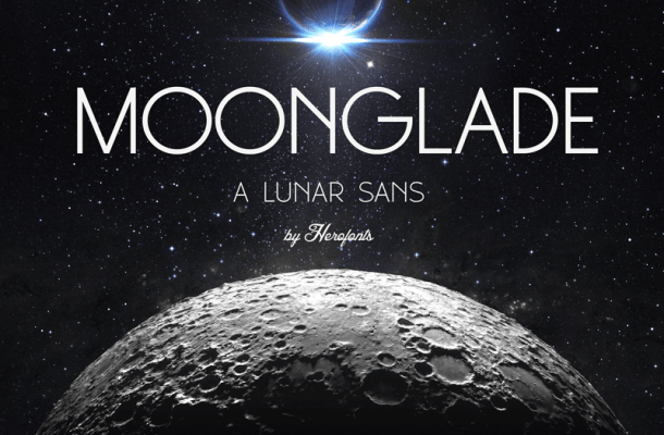 Moonglade Font Free