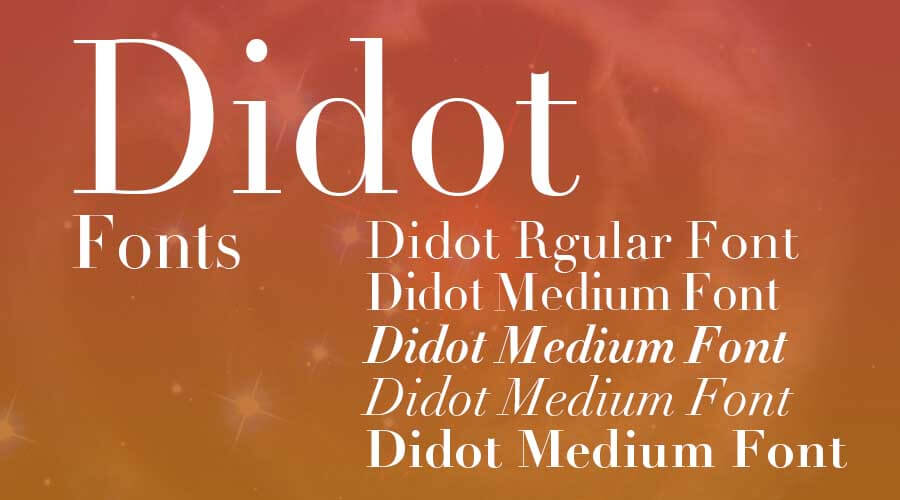 Didot-Font-Family-Free-Download