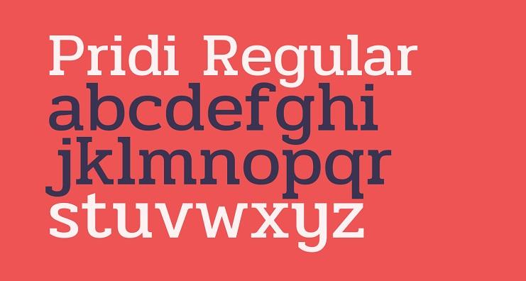 Pridi-font-2