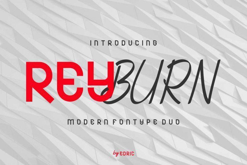Reyburn-Font-Family