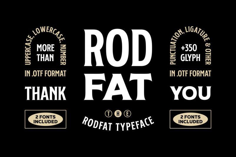 rodfat-display-font