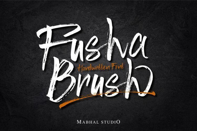 Fusha-Font