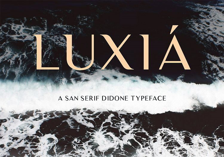 Luxia-Free-Font