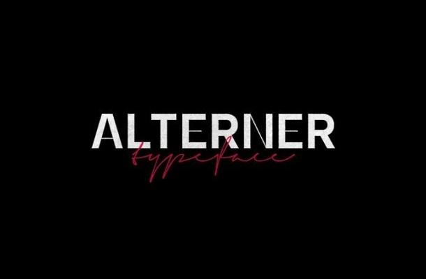 Alterner Sans Font