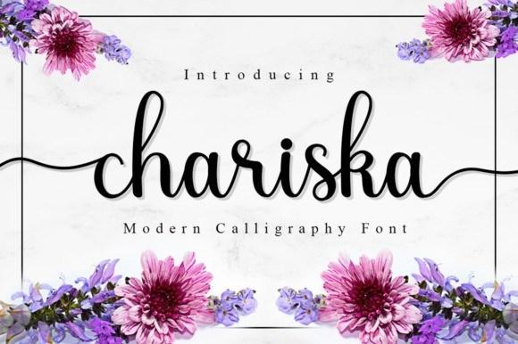 Chariska Font