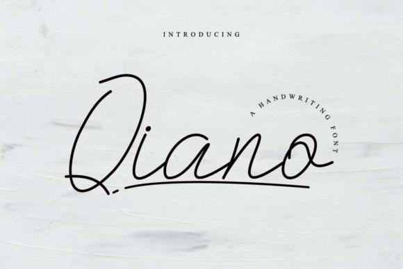 Qianno Font