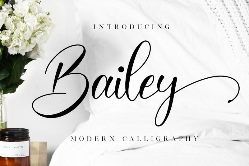 bailey-font